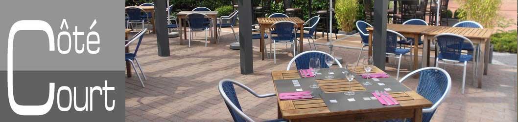 Côté Court restaurant Wanze-Huy